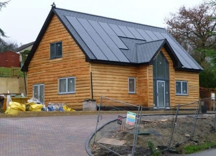Passive House Timber Frame Build Wiltshire Uk Mbc