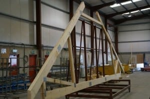 MBC Attic Roof Truss