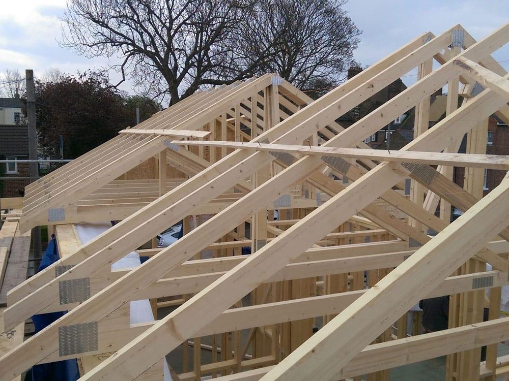 Advantages of Timber Frame