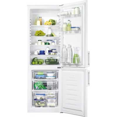 Energy friendly fridge freezers