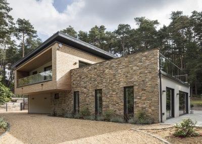 Surrey MBC Passive House Build