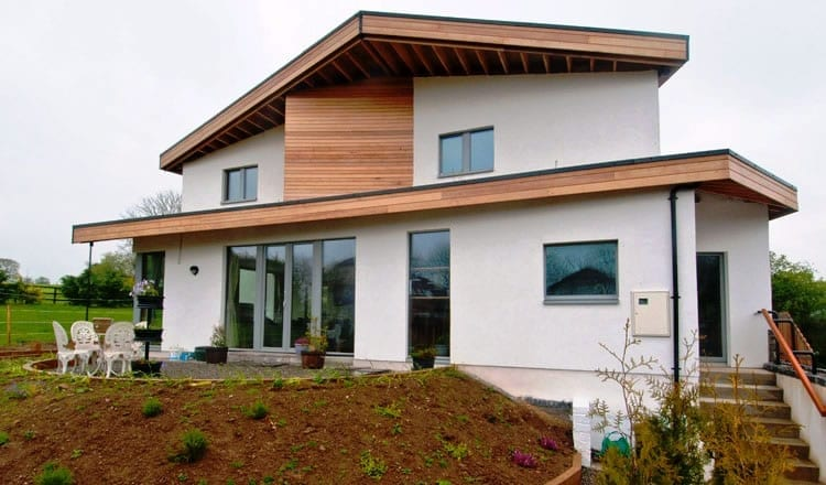 passive homes mbc timber frame