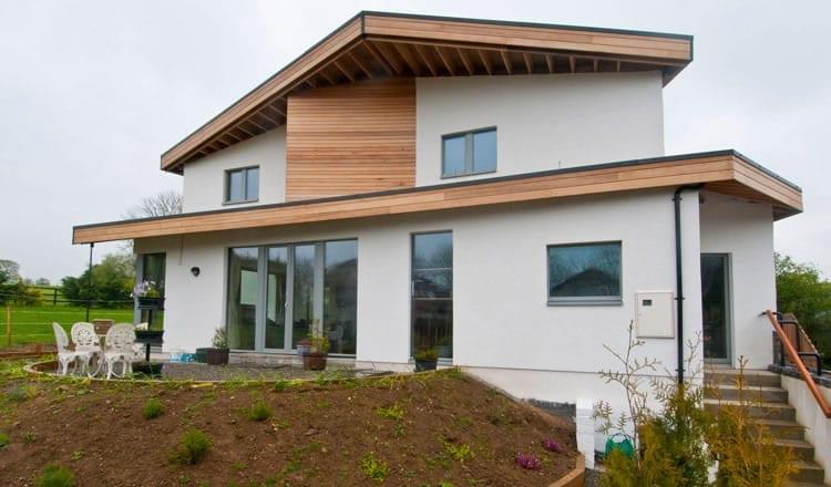 eco passive house