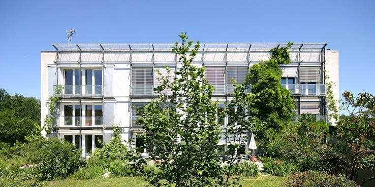 25 years later – Passivhaus still performs