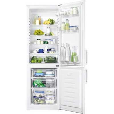 Energy friendly fridge freezers