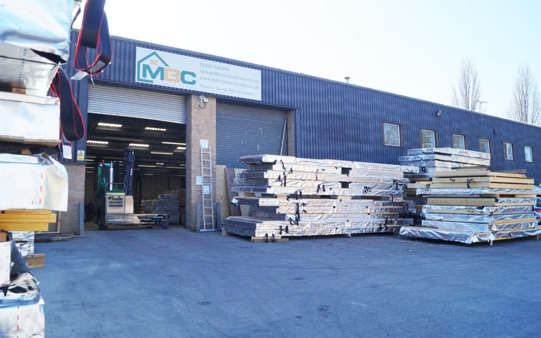 MBC Timber Frame Warehouse