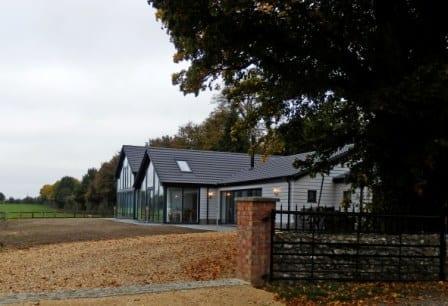 Hampshire MBC Passive House Build