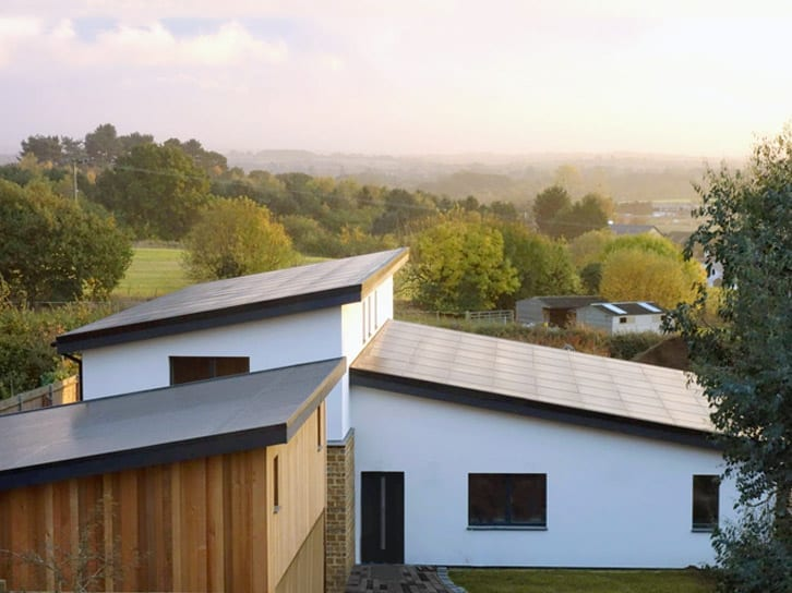 Carrstone, Passivhaus Plus project in Bedfordshire
