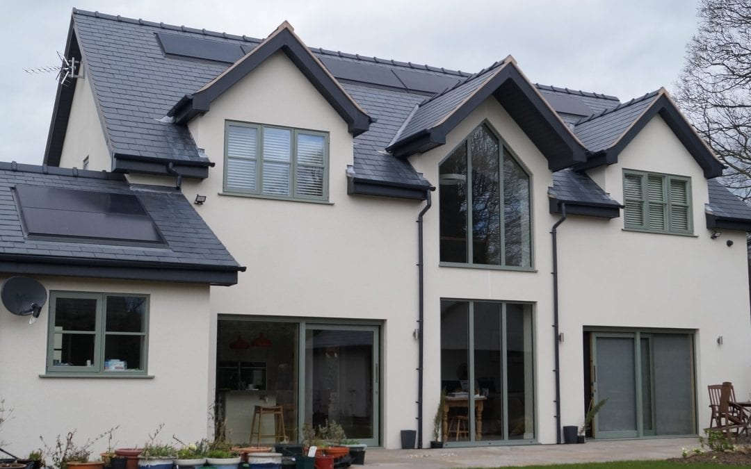 A Future Proof House in North Wales