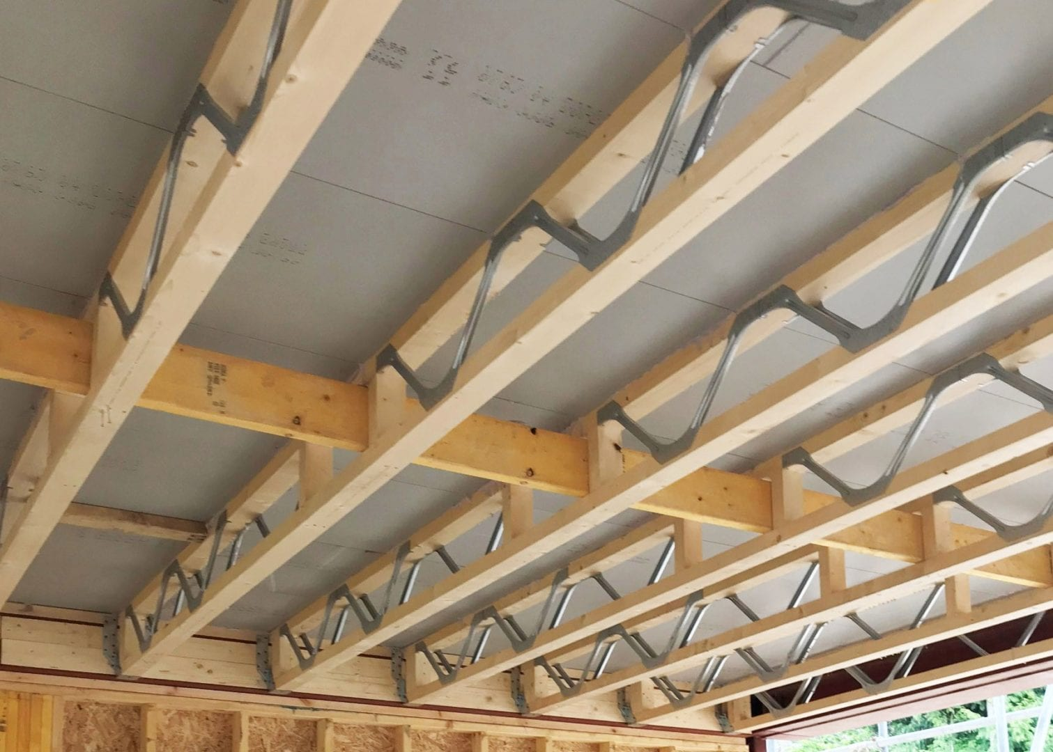 Roof Trusses Timber Frame Roof Mbc Timber Frame
