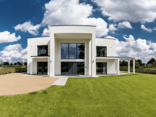 Octagon Passivhaus Development Norfolk Project
